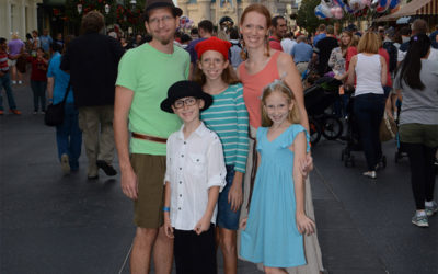 Disneybounding Family-Style